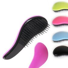 Professional Detangle Wet Shower Bath Brush Paddle Hair Beauty Styling Care Comb