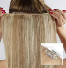 Clip In One Piece Volume Extension System -  Add Mega Volume to Thin Hair