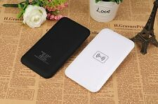 CN Qi Wireless Charger for LG G3 2 HTC One 8X Max New M8 Charging Pad Receiver