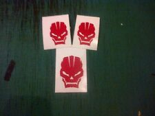 Call of Duty Skull Controller Elite Black Ops Decal Stickers