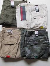 Unionbay Young Men's Y181V36 Cargo Shorts in Assorted Colors and Sizes New