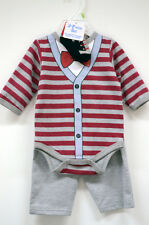 2014 New Boy Baby Set Long Sleeve Red Bow Tie Fringe Children Outlet Clothing
