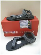 TRI BALANCE  GENTS BEACH, SPORTS, CASUAL, VELCRO SANDALS GREY