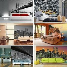 Giant wall mural photo wallpapers NEW YORK cityscapes, Landscapes Feature Wall