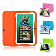 "7"" 4GB Newest Android 4.4 Tablet MID Children Kids RK3026 Dual Core Camera WiFi"