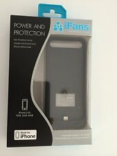 Apple Certified MFI 2400mAh Extended Battery Case Charger For Apple iPhone 5/5S