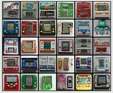 LCD Handheld Game Collection (Nintendo/Bandai/Game&Watch/Tandy/Casio/Tronica)