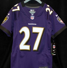 NIKE NFL BALTIMORE RAVENS RAY RICE # 27 SZ 8 - 10/12 - 14/16 YOUTH $70.00 JERSEY