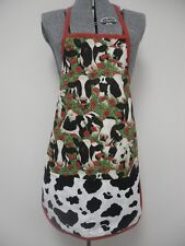 Custom Made Adult Aprons with Pockets! Animal Prints (23 unique patterns) (prt1)