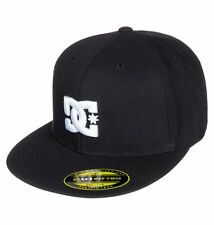DC Shoes Men's Take That 210 Flexfit Cap - White (WBN0)