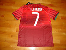 Portugal jersey Home Ronaldo#7 2014 Fan Version