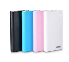 Portable Power Bank Backup for Mobile Phone Tablet MP3 MP4 Charger 12000-5000MAH