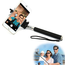 Extendable Self Portrait Selfie Handheld Stick Monopod Holder For iPhone Android