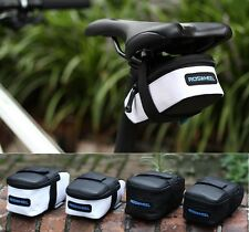 New Mini Cycling Bike Bicycle Saddle Rear Tail Seat Bag Tool Bag Quick Release
