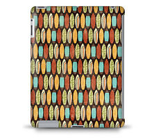 Surf Boards Retro Style Tablet Hard Shell for iPad, Kindle, Samsung Galaxy, Ne..