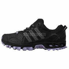 Adidas Kanadia TR 6 W Black Grey Purple 2014 Womens Trail Running Shoes