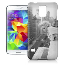 Marilyn Monroe in New York City Phone Hard Shell Case for Samsung Galaxy S3 S4..