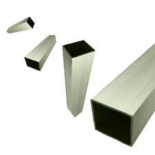 "Aluminium Square Tube 3/4"" Box Section 1.6mm Thick Aluminium Square Tube"