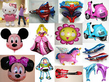 Huge Collection of Big foil balloons Diferent sizes and shapes