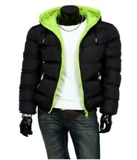 Mens Winter Warm Jacket Hooded Wadded Coat Thicken Outerwear Male Slim HOT SALES
