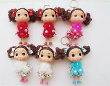 Cute Ddung Doll Cell Phone Backpack Pendant Keychain Gift Christmas Decoration 3