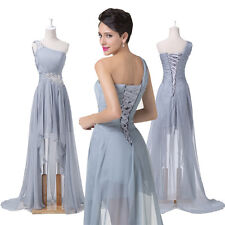 Super Cheap Homecoming Dress Formal 1 Shoulder Prom Dresses Cocktail Party Gowns