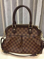 Authentic Louis Vuitton Trevi Pm Damier