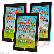My First Year Kids Tablet Pad Tab Educational Toy Fun Xmas Gift for Girls Boys
