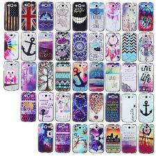 Mecoo For Samsung Galaxy SIII S3 i9300 Printed Plastic Protect Hard Case Cover