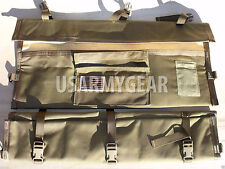 USMC Army Coyote Machine Gun Barrel Rifle Carrying Tactical Case Bag M 5.56 M249