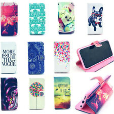 New Stand Wallet Flip Leather Card Case Cover for Apple iPhone 4S 5S 5C 6 6 Plus