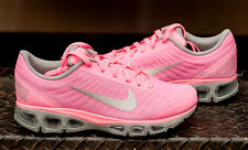 NIKE AIR MAX TAILWIND+ 5 BREAST CANCER AWARENESS RUNNING SHOES PINK 555415 600