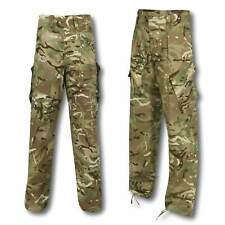 British Army Issue Surplus PCS MTP Military Combat Trousers - TemperateWeather