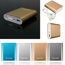 10400MAH USB LED BATERIA EXTERNA CARGADOR POWER BANK PARA IPHOEN 6 IPAD NOKIA LG