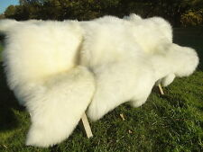 Luxury Rug Sheepskin ® Super Thick, Eco Natural - Original, Brand New, Genuine