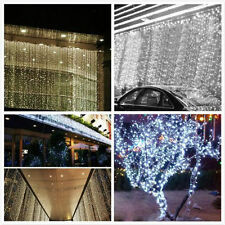 Waterproof led String Fairy Light Curtain Lighting for Party Wedding Hotel XMAS