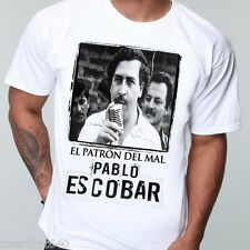 gangster, Pablo escobar t shirt, cocaine, weed, mafia, scareface, Luciano, Capon