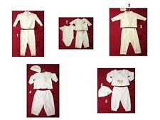 NEW Infant  Baby 2 /3 Pc Outfit Set Boys Girls Sz:NB,S,3-6 Mo