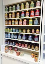 Own Our Candle Company Large Mason Candles Food and Spice Fragrances