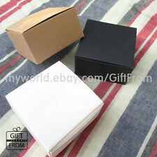 Small Gift packaging boxes Wedding party favor boxes for Handmade Soap Cookies