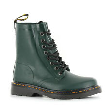 Dr.Martens Drench Green Womens Boots