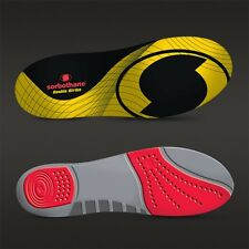 SORBOTHANE SHOCK STOPPER DOUBLE STRIKE INSOLE ONE OR TWO PAIR free uk 48 hr post
