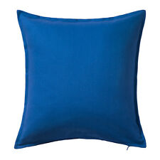 "IKEA GURLI Cushion Covers 20 x 20"" GURLI Decor Throw Pillow Covers 100% Cotton"