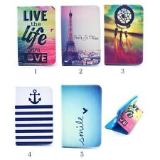 """Folio PU Leather Case Cover Skin Stand For Samsung Galaxy Tab 2 7"""" P3100"""