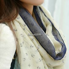 Fashion Women Wrap Shawl Crinkle Scarf Pashmina Stole Voile Long Soft Scarf