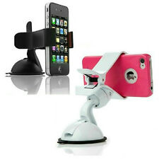 Universal Car Phone Holder Windshield Dashboard Mount Stand For Cell Phone MP3 4