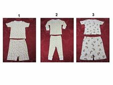 NEW Bambini Toddler Baby Boys T-Shirt Top Pants 2 Pc pajamas sleepwear sets Sz:1