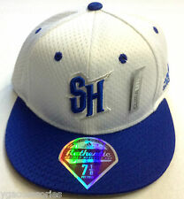 NCAA Seton Hall University Pirates Adidas Onfield Baseball Fitted Sized Cap Hat