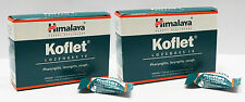 HIMALAYA HERBALS KOFLET 2*10 TABLETS The cough reliever