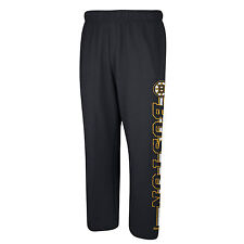 Boston Bruins MENS Fleece Sweatpants Black by Reebok